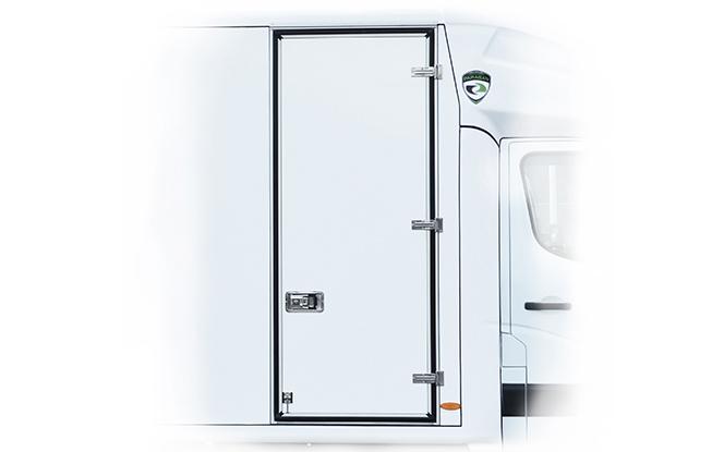 Drzwi boczne nadwozia