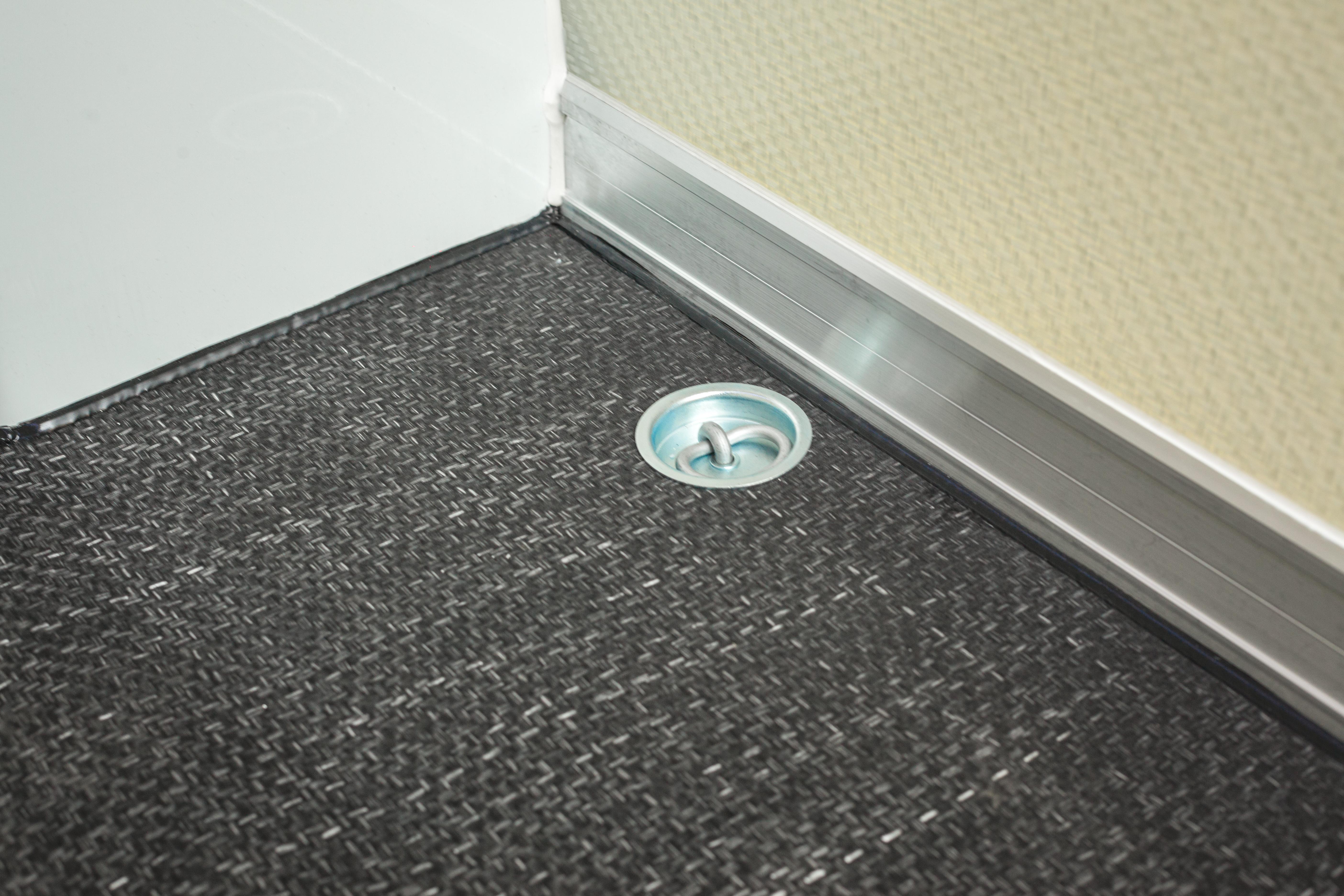 Typy podlahy nástavby